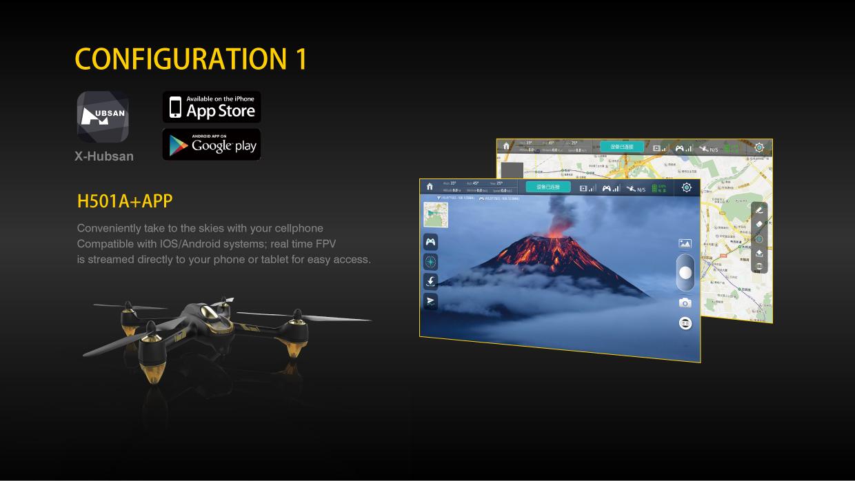 H501a X4 Air Pro Amp Ht011a H501a 249 00
